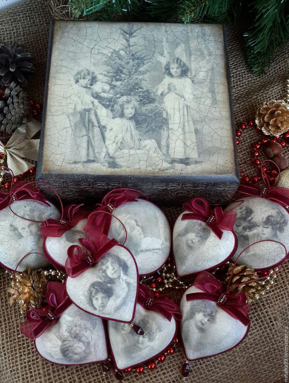 Картинки подарков к рождеству своими руками его