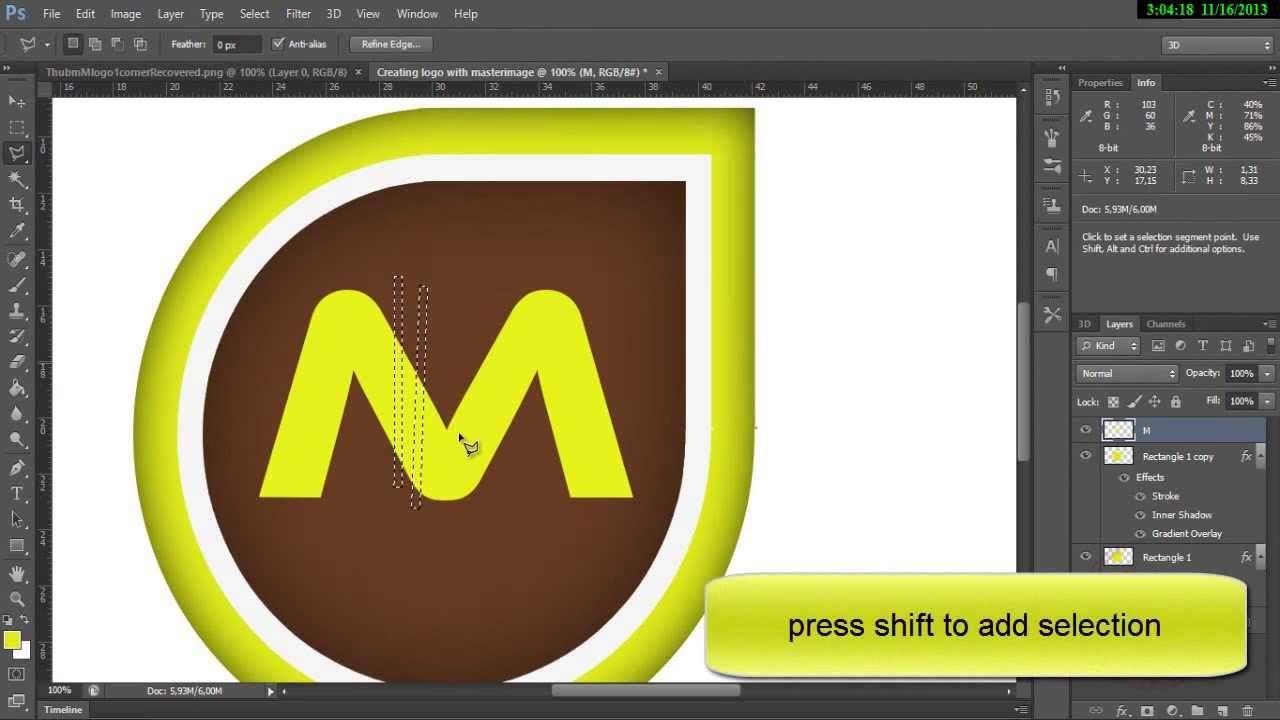 Professional Logo Design Photoshop Logo Tutorial Photoshop Cs6 Cs5 Cc Logo Tutorial Photoshop Logo Logo Design