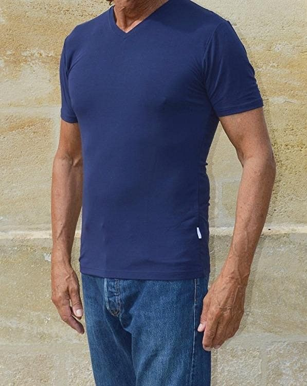 factory price on sale super cheap Lapasa Homme Lot de 2 Tee shirt en Micro modal/Micro fibre ...