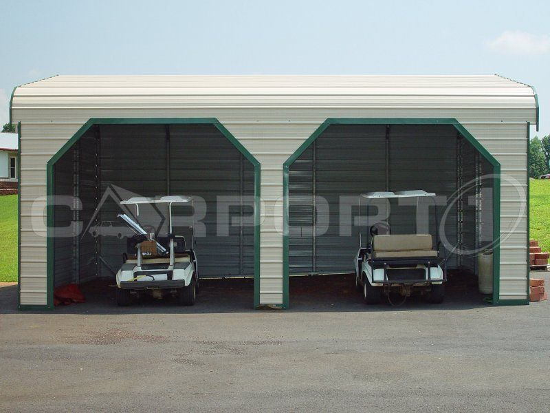 This Regular Style Multi Purpose Garage Is Used To Store