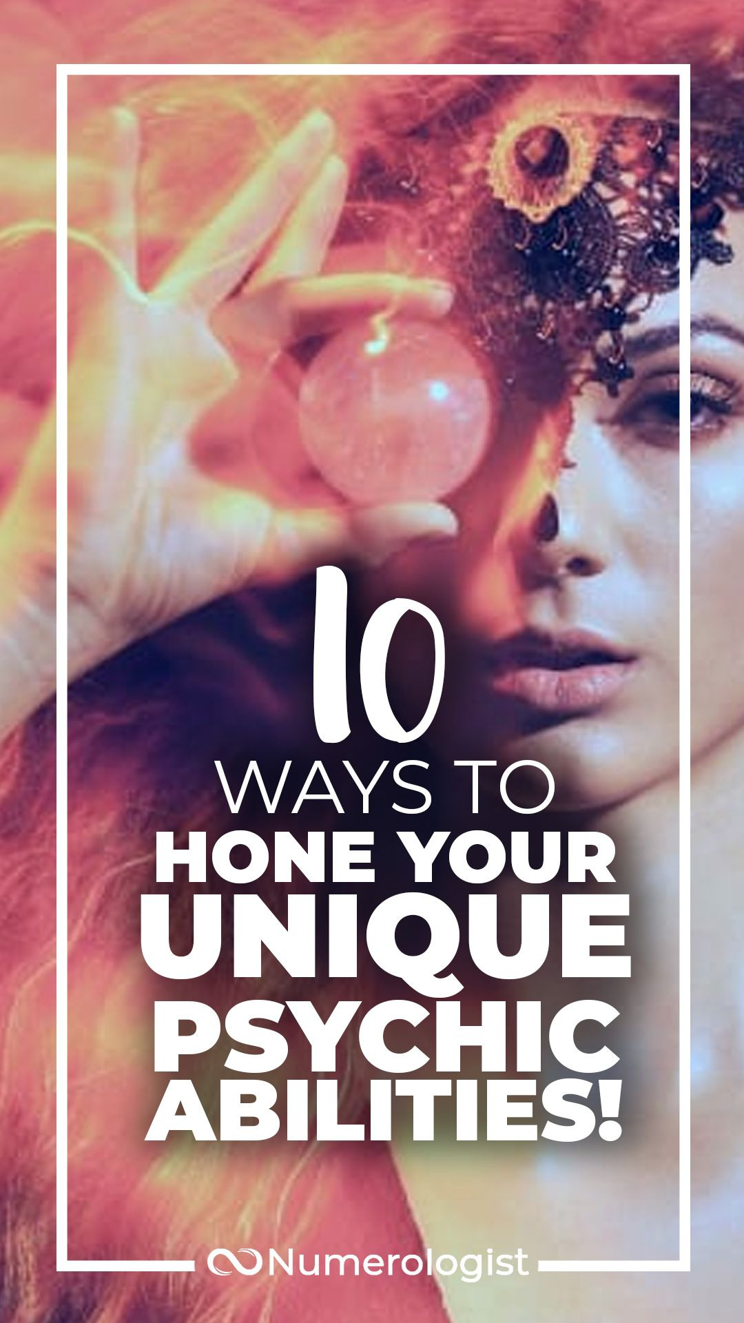 10 EASY WAYS To Sharpen Your Psychic Abilities Intuition!