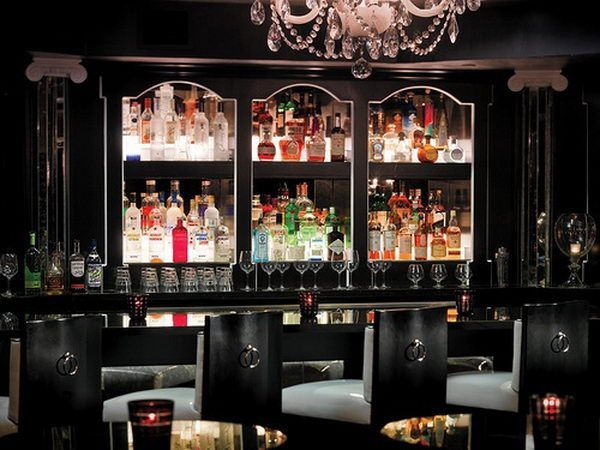 Black Basement Bar 48 Creative Basement Bar Ideas Httphative Enchanting Basement Bar Design Ideas Creative