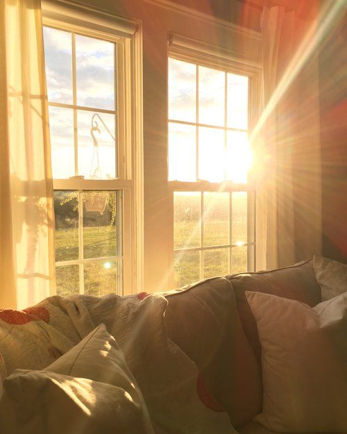 When That Warm Light Shines In And Fills Your Soul Golden Hour Is - Shine my lights in your bedroom window