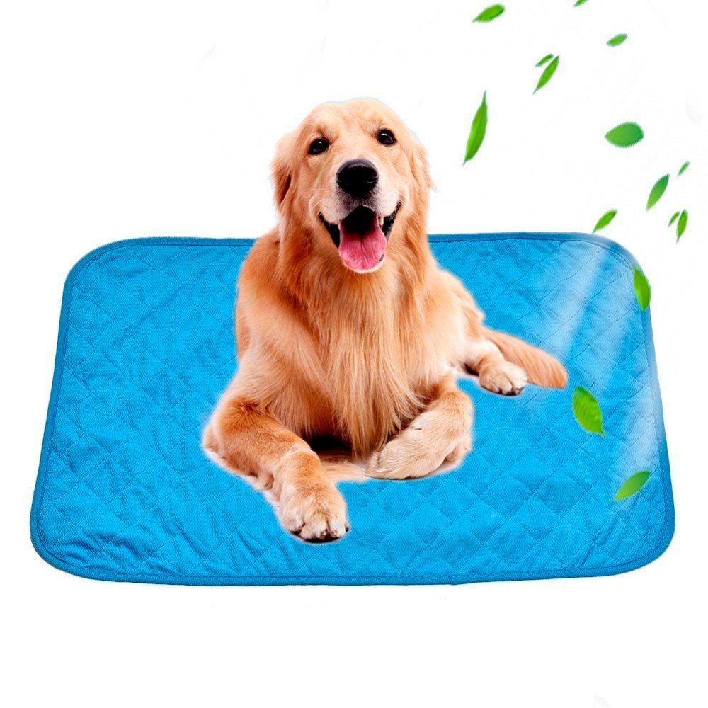 Pet Dog Cooling Mat Car Ice Pad Teddy Mattress Mat Cushion