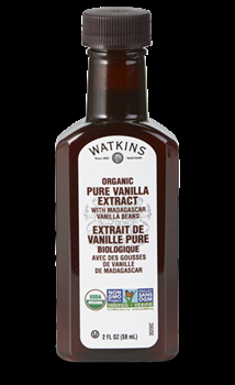 Made using only the finest organic ingredients, Watkins is committed