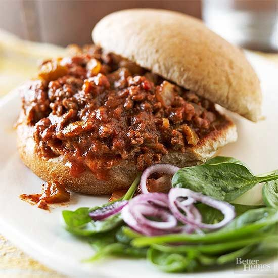 20-Minute Ground Beef Recipes