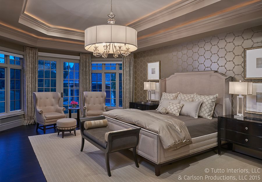 Bedroom Suite Designs Master Bedroom  One Of The Highlights To This Custom Designed
