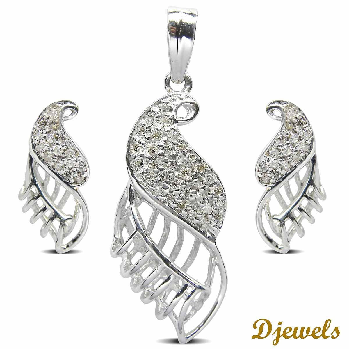 Diamond pendant set k hm gold diamond bands pinterest