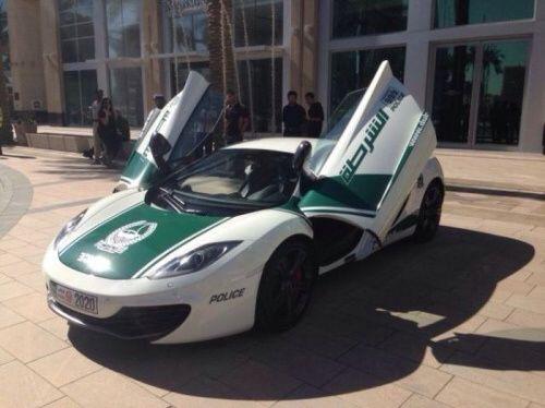 Dubai Police Cars Mclaren Police Cars Super Cars Police
