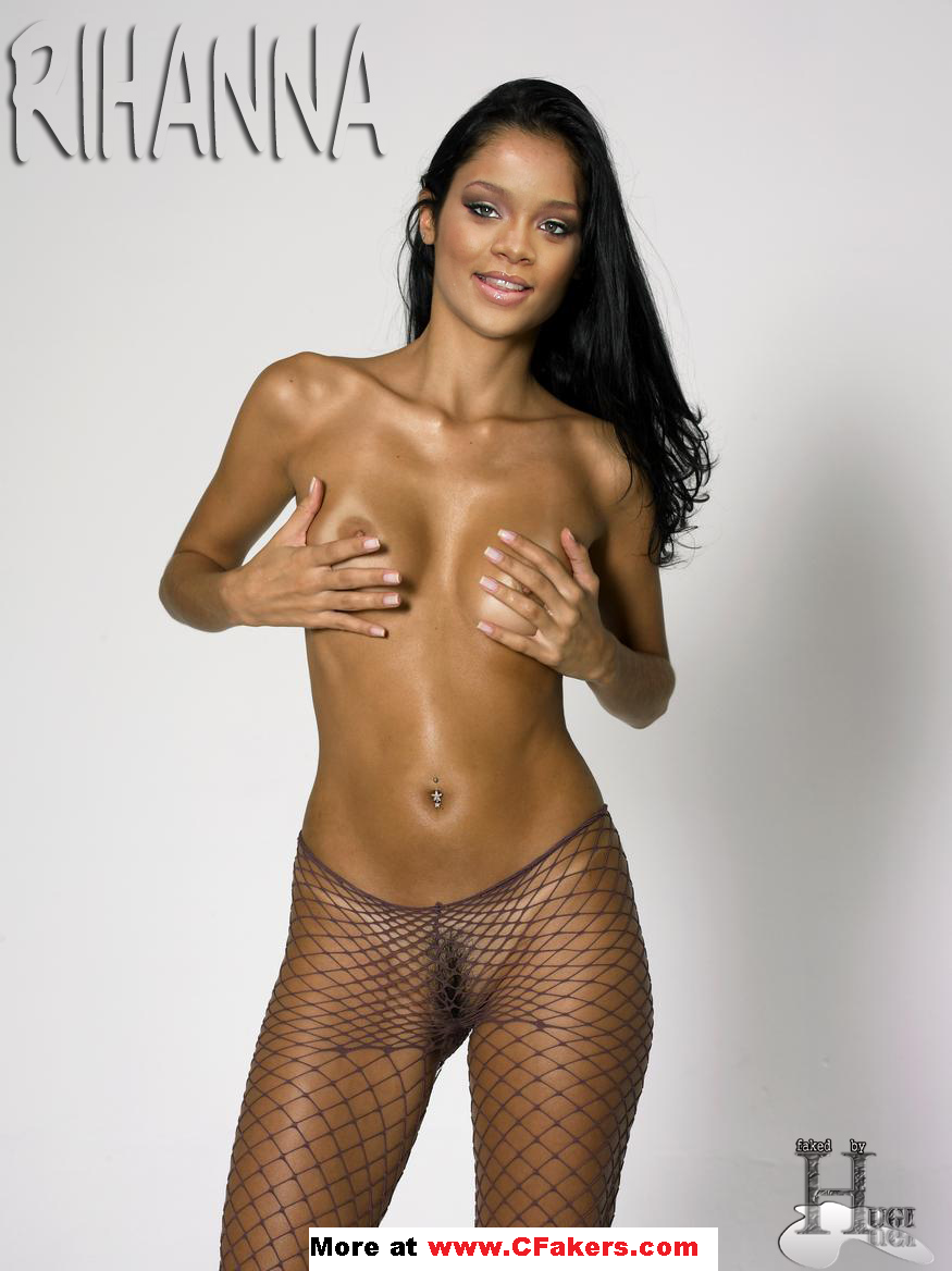Rihanna free naked pics — photo 5