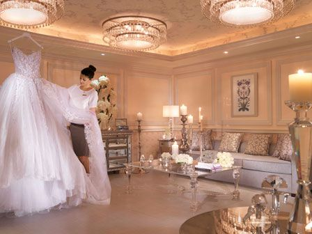 Brides Will Say I Do To The Exclusive Bridal Suite With A