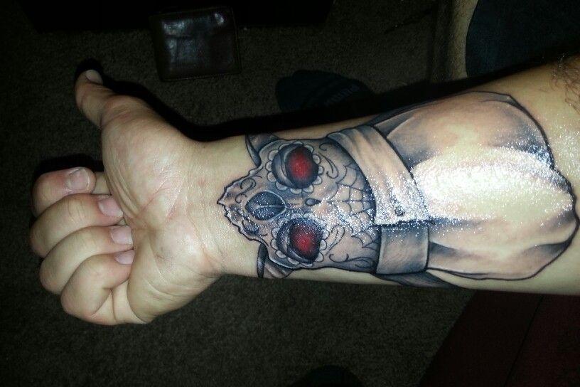 suger skull chef tattoo | tattoos. hot girls with tattoos. and ... - Tattoos Für Köche