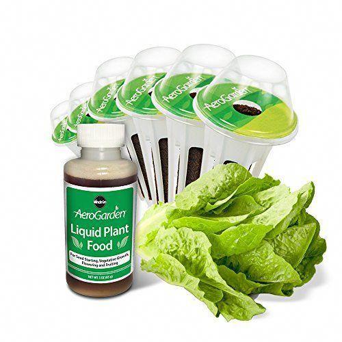 Aerogarden Mixed Romaine Seed Pod Kit 6 Pod 400 x 300