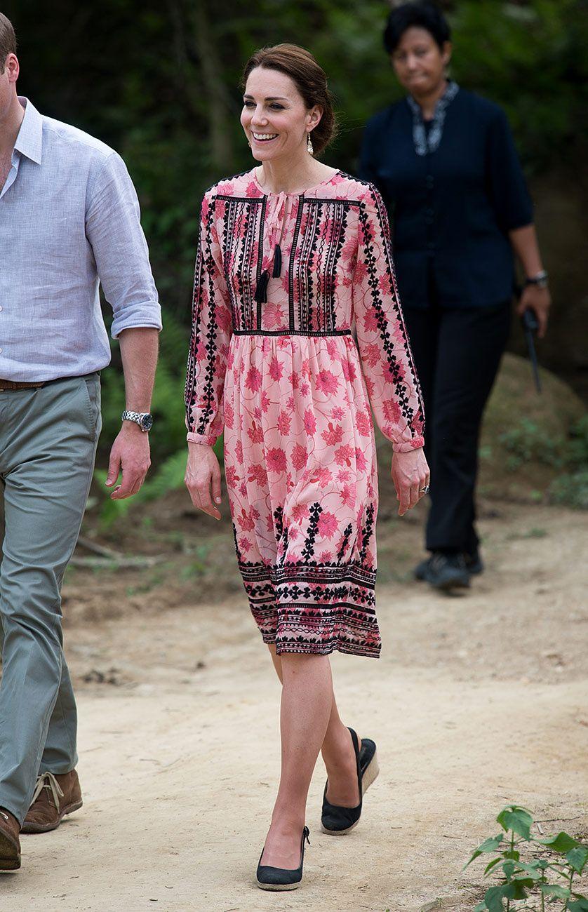 La glamorosa guía para empacar de Kate Middleton   Kate middleton ...