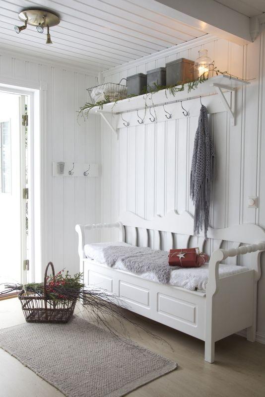 livs lyst banc d 39 entr e pinterest mudroom entryway et hall. Black Bedroom Furniture Sets. Home Design Ideas