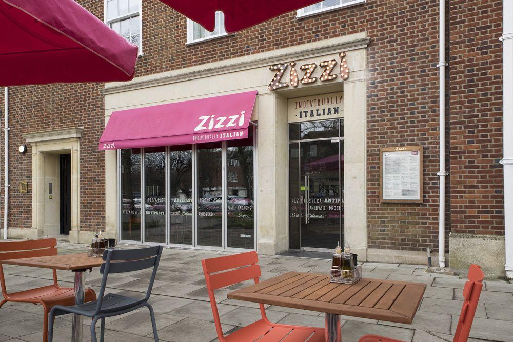 Zizzi Welwyn Garden City Garden City Welwyn Rustic Italian