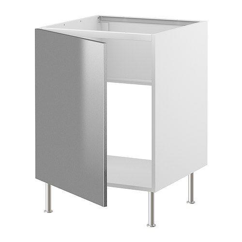 93u20ac - 74,40u20ac FAKTUM Unterschrank für Spüle IKEA Die Tür kann