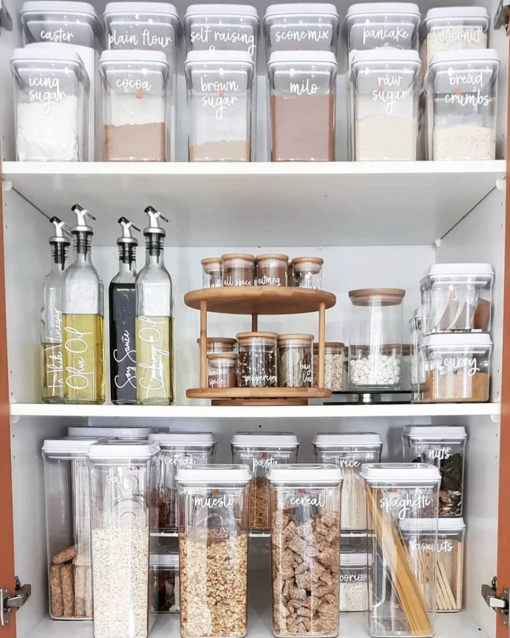 pin on pantry on kitchen organization oil and vinegar id=53481