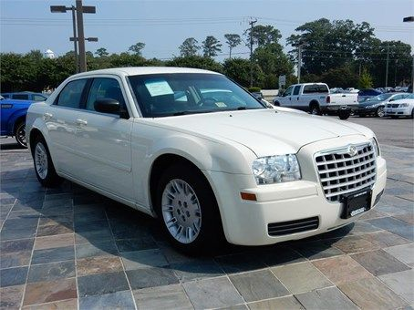 2005 Chrysler 300 56342 Miles White Exterior Color With A Gray