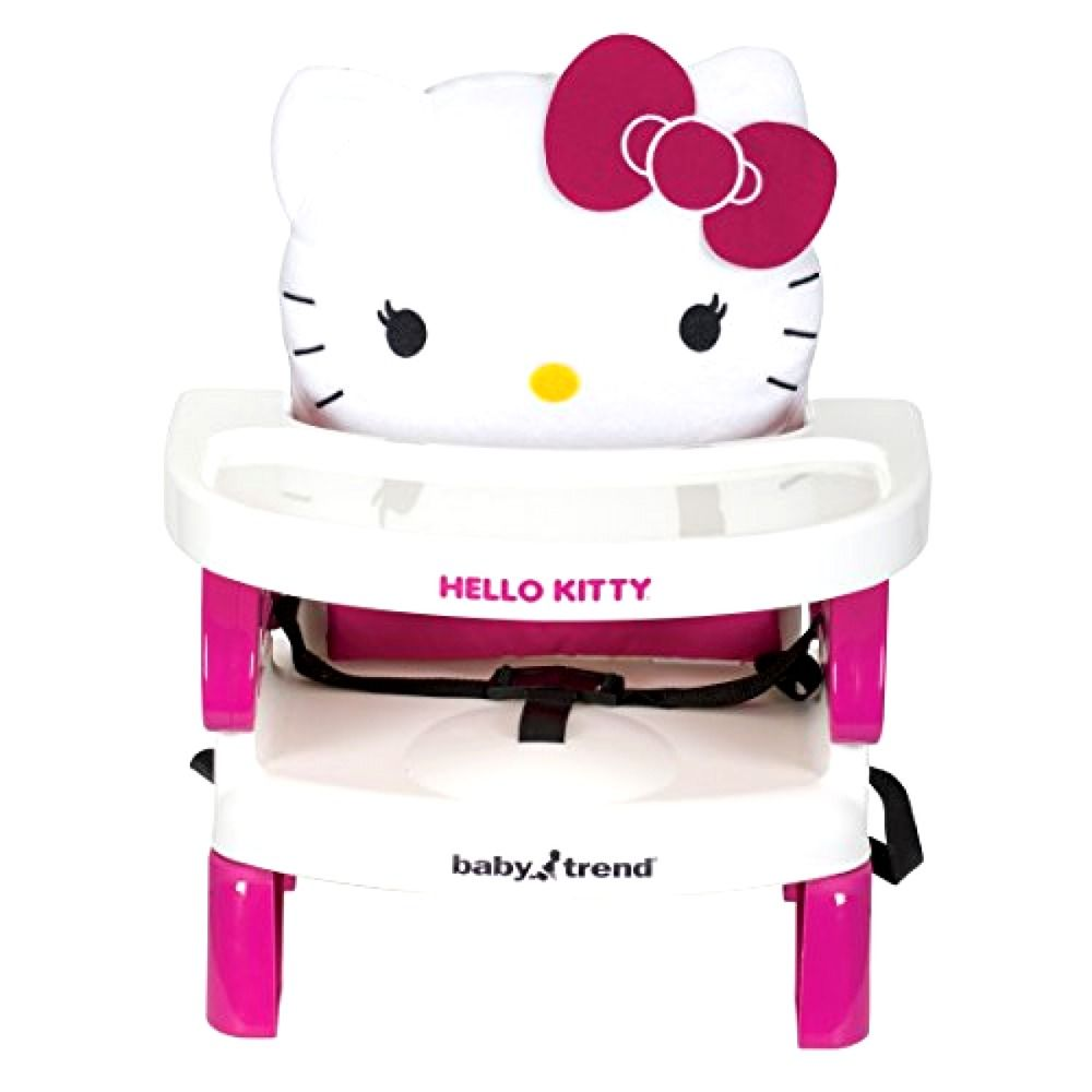 Details About Baby Minnie Mouse Booster Seat High Feeding