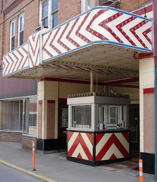 Logan Theater Coalfield Appalachia History