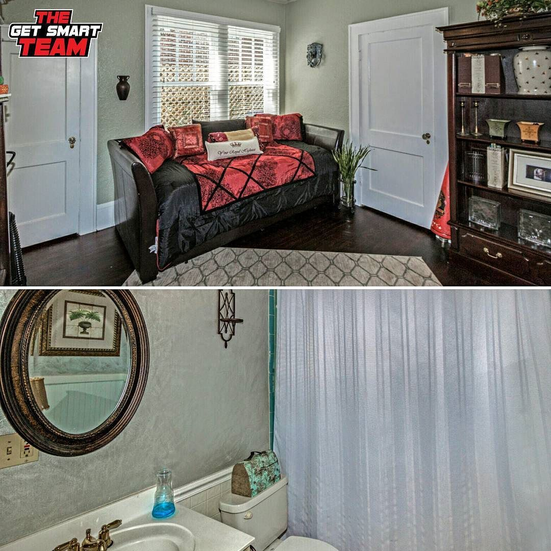 The Guest Bedroom At 1429 Ingleside Ave Jacksonville Fl 32205 Is