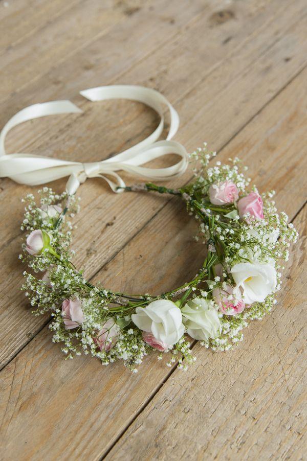 blumenkr nze einfach selber machen diy accessories pinterest wedding wedding flowers und. Black Bedroom Furniture Sets. Home Design Ideas