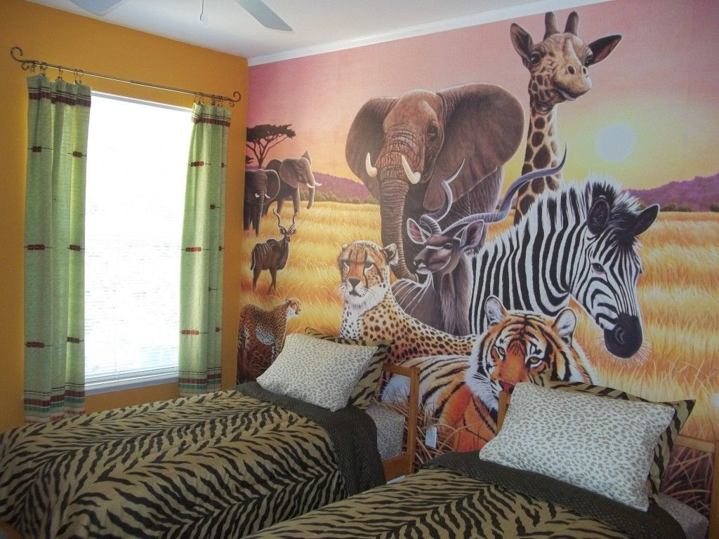 Awesome African Themed Bedrooms Bedroom Moesihomes inside ...