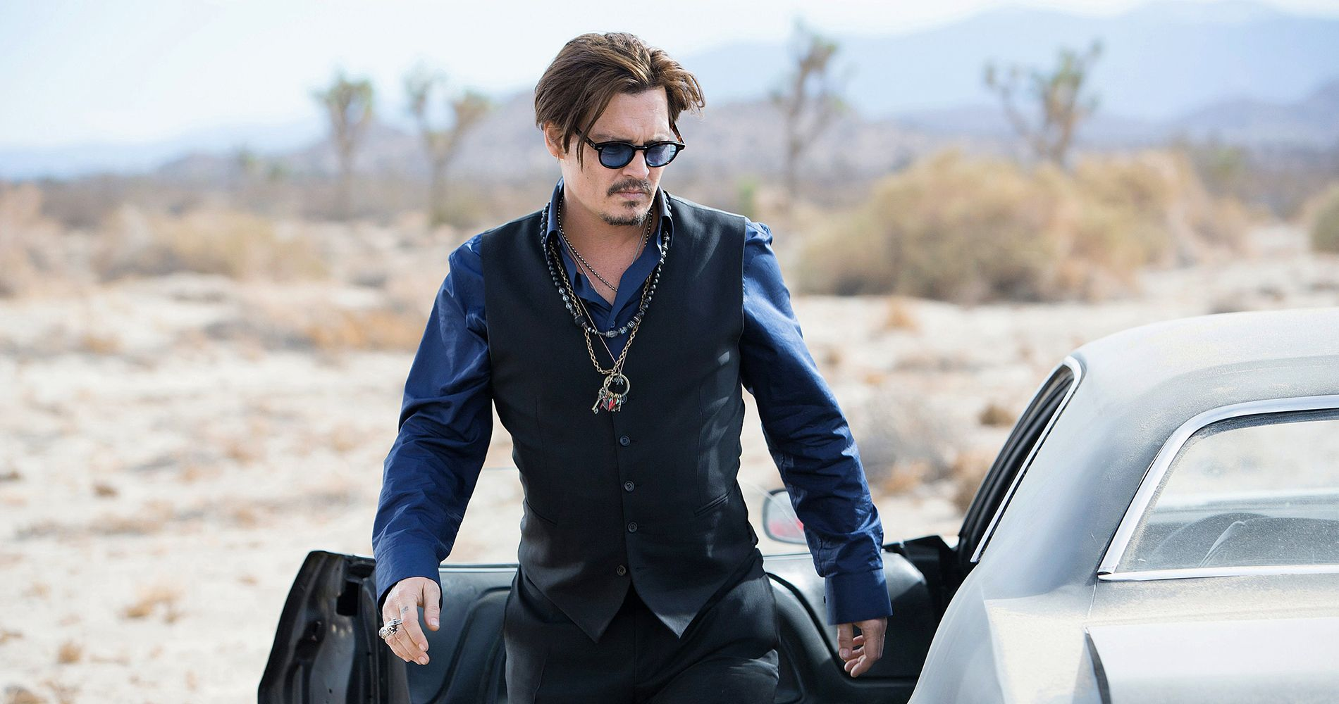 Johnny Depp Is Dior's Latest And Greatest Model, Because Duh | The ...