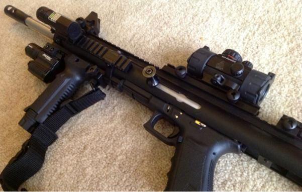 MechTech Glock   9mm AR Carbine Kit | Guns & Ammos | Guns