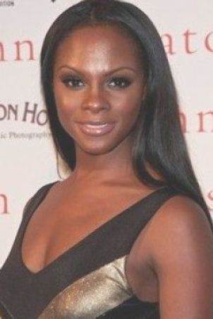 Black Female Celebrity | Beautiful Tika Sumpter. Dark skin black women celebrities. #darkskingirls