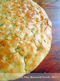 The Sweet Details: Baking Goal: Herb & Garlic Focaccia Bread