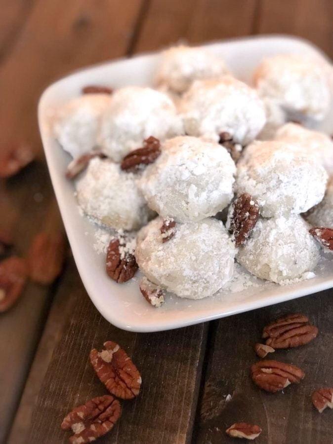 22 Christmas Keto Dessert Recipes #ketodessert