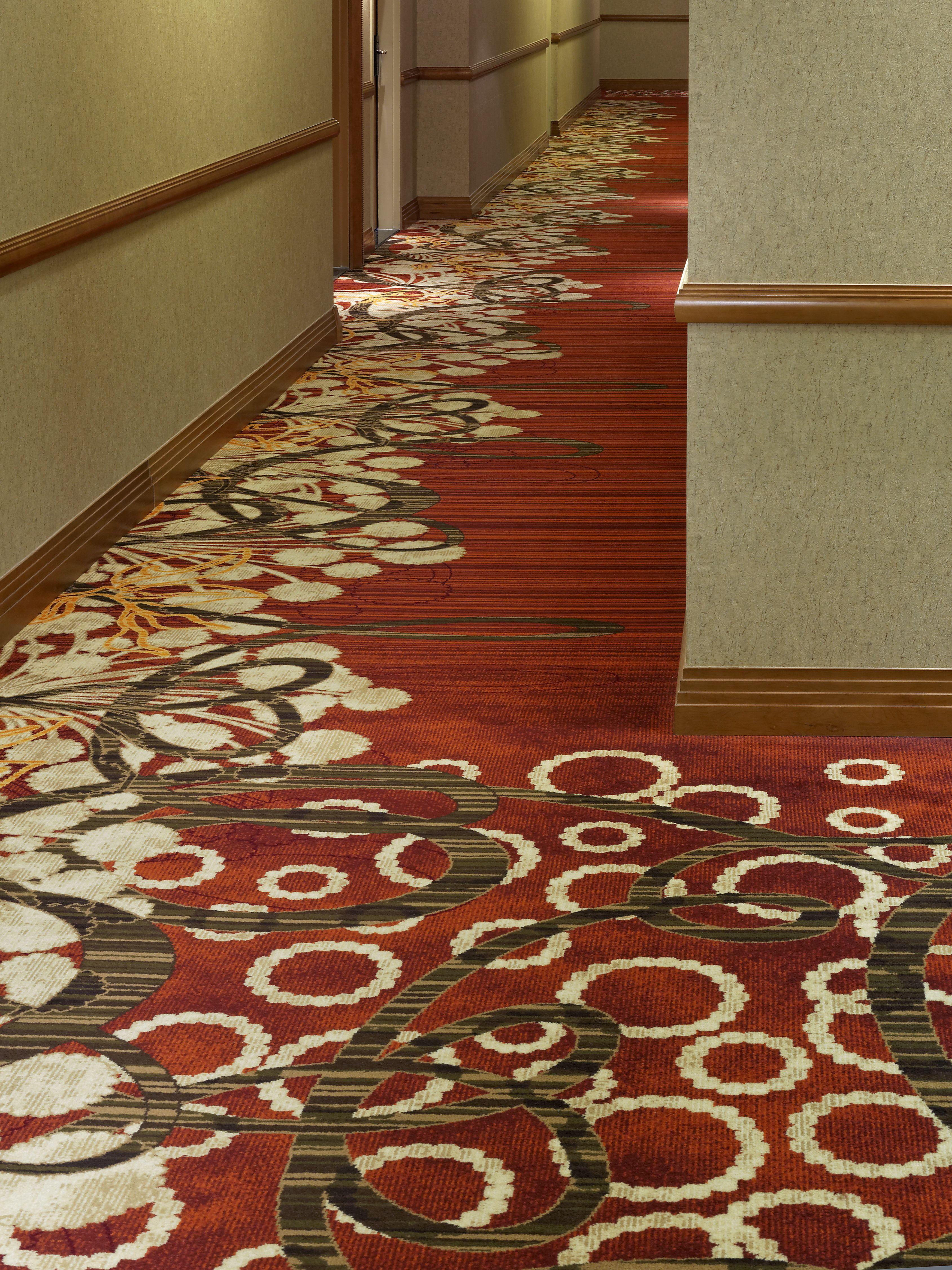 Casino Rama Resort Carpet Detail Resort Concept Development Environmental Graphics
