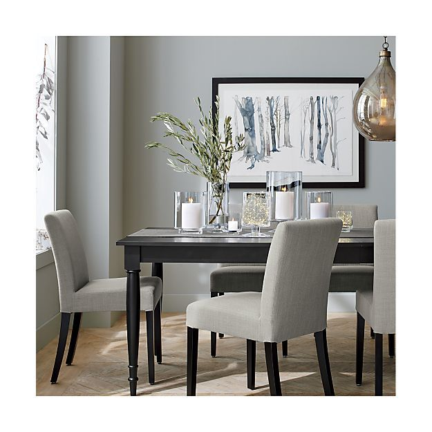Mens Kitchen Decor: Upholstered Dining Chairs, Extension Dining