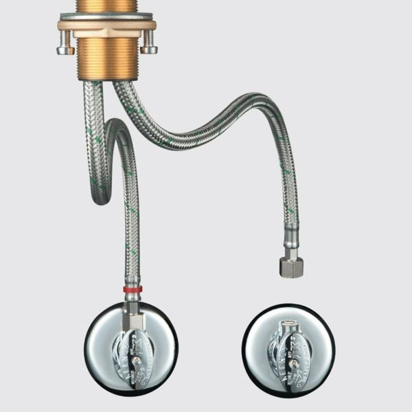 Wasserhahn für Küche richtig momtieren, auch ohne Hilfe   Wasserhahn ...