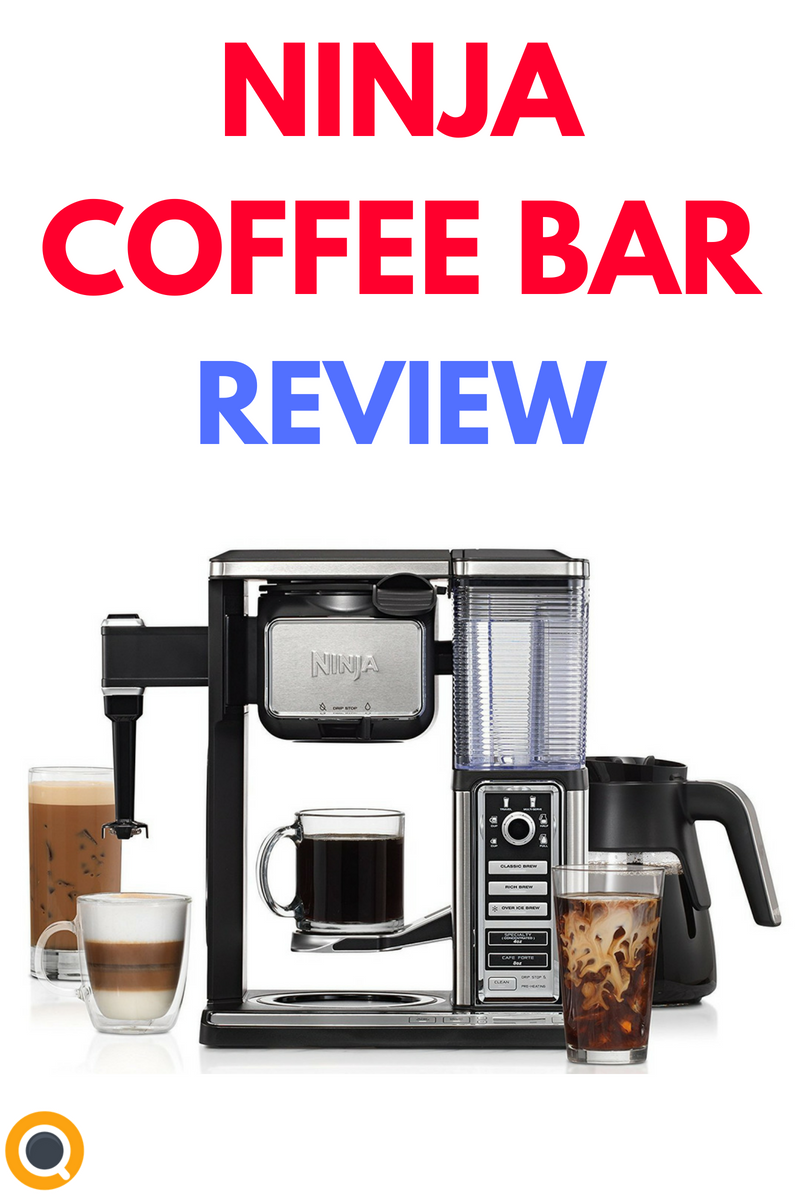 Ninja Coffee Maker Review Hot and Cold Brewed System