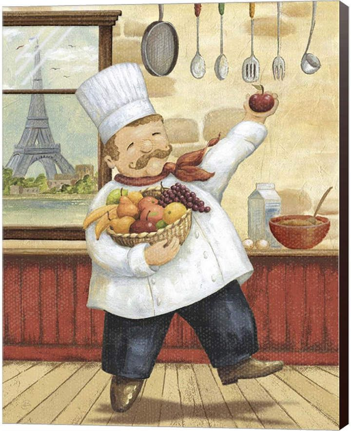 Кухня прикольный рисунок