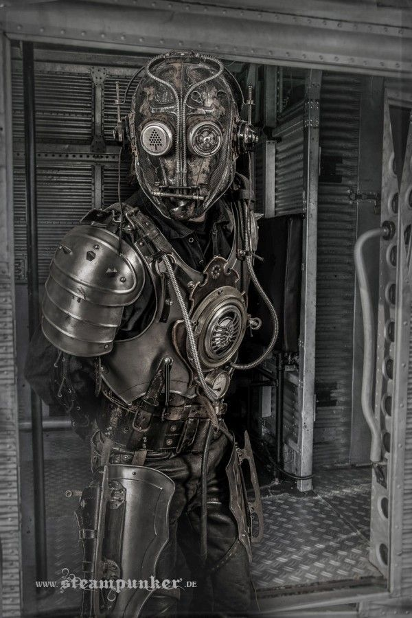 Wozah! These steampunk designs rock! | Steampunk kunst ...