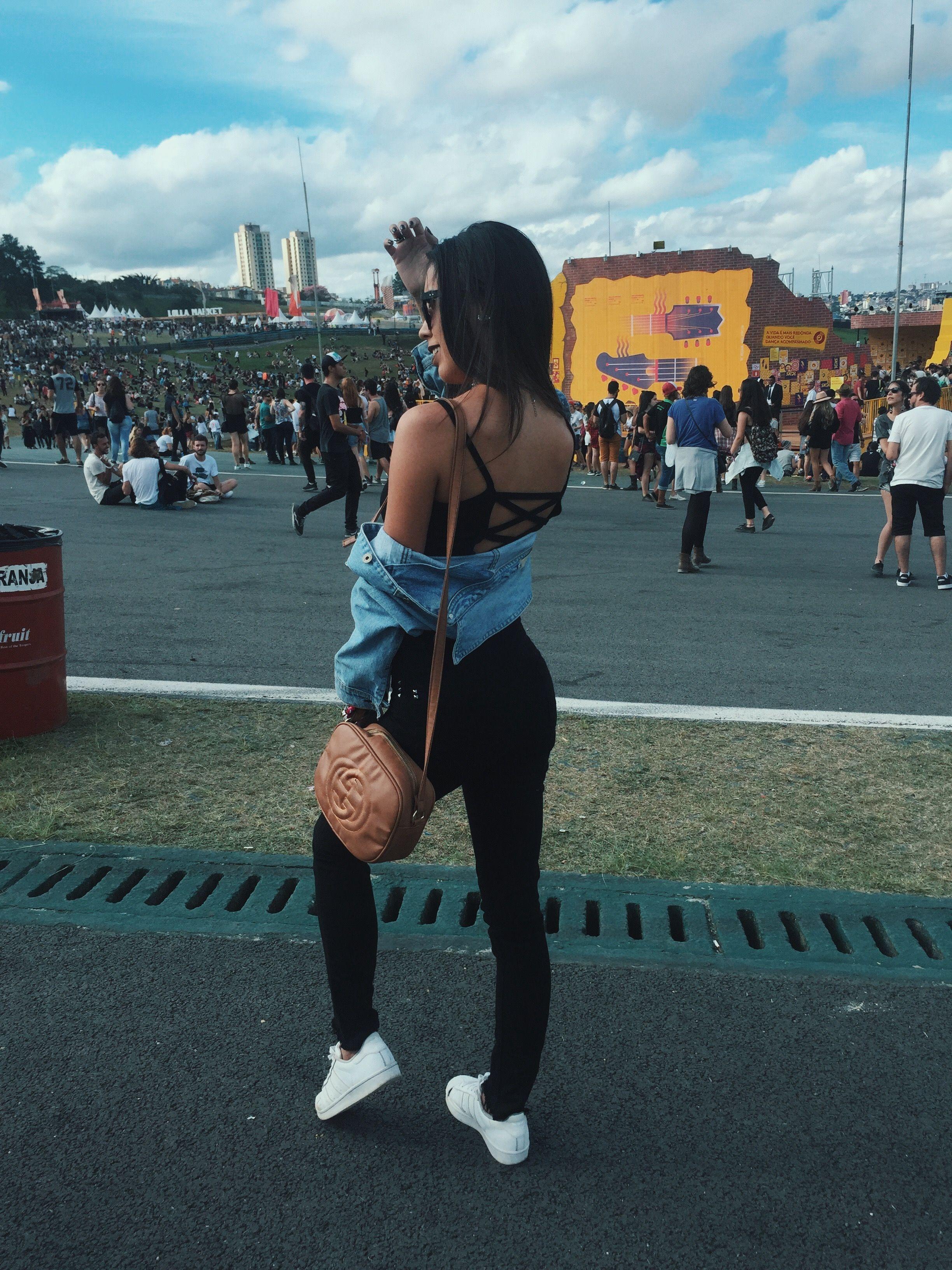 Inspiration Lollapalooza Look