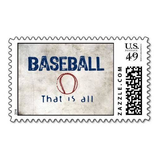 baseball that is all postage stamps this great stamp design is