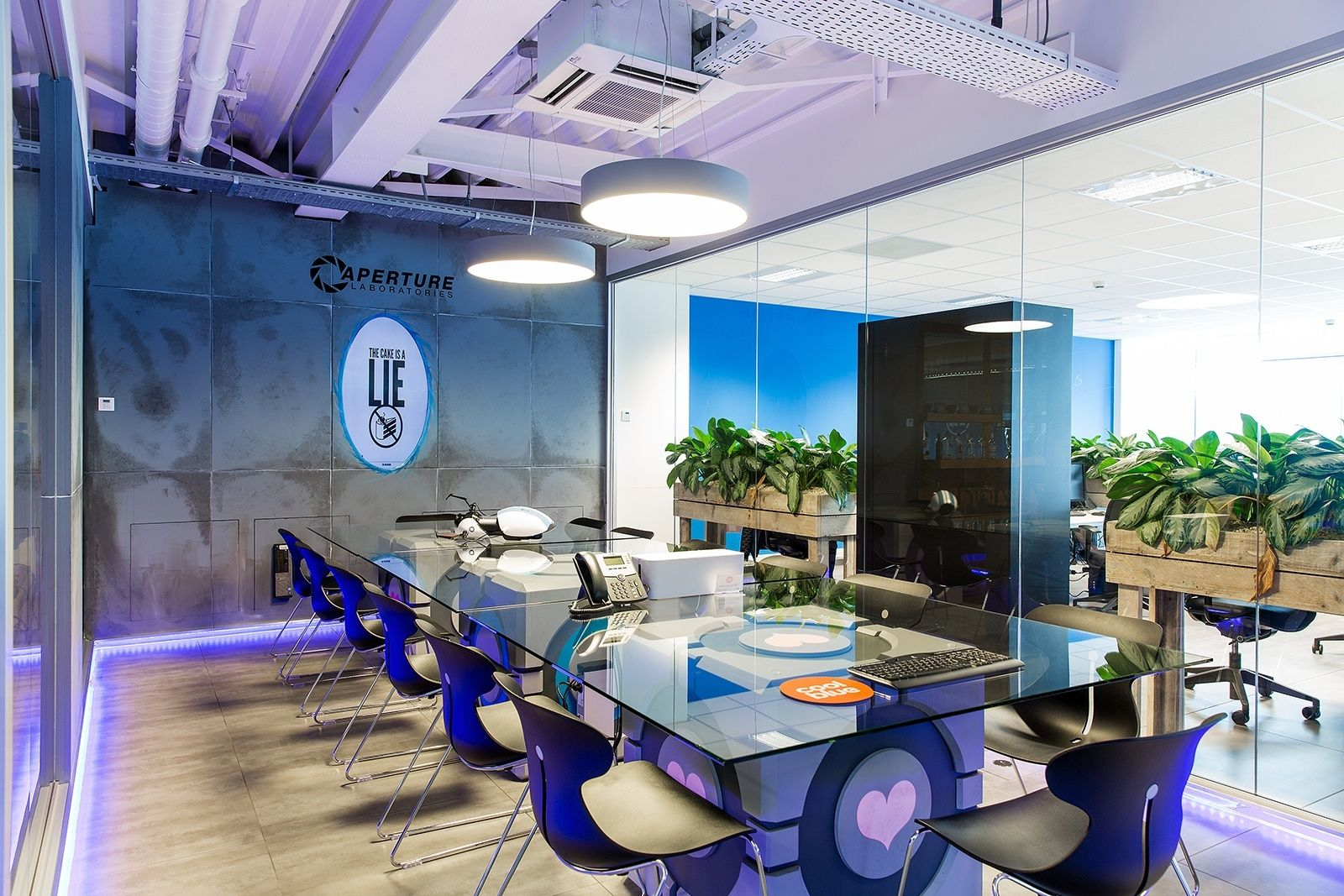 Led Verlichting Coolblue Check Out The Playful Offices Of Coolblue Inspiratie
