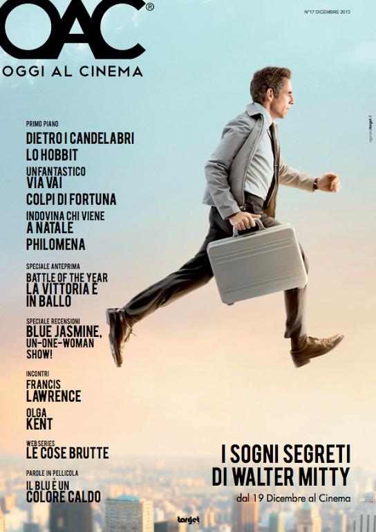 N.17 - Dicembre 2013 - Magazine OAC: http://www.oggialcinema.net/oac-magazine/