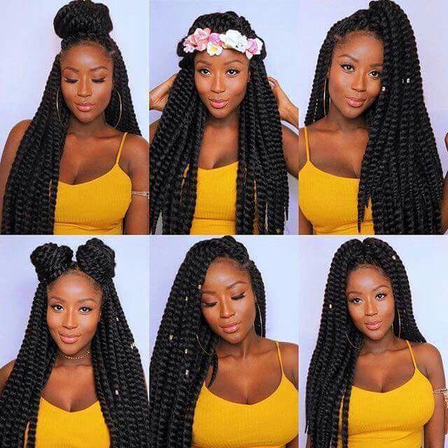 40 Totally Gorgeous Ghana Braids Hairstyles Hairr