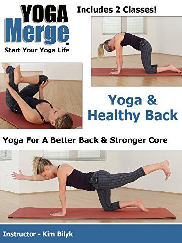 Review of Beginner Yoga | Yoga For A Healthy Back and Better Core