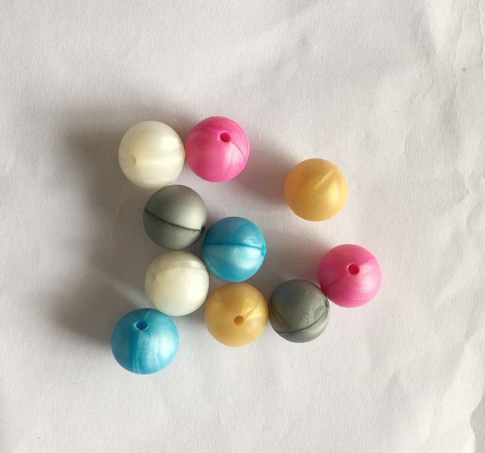 food grade silicone beads