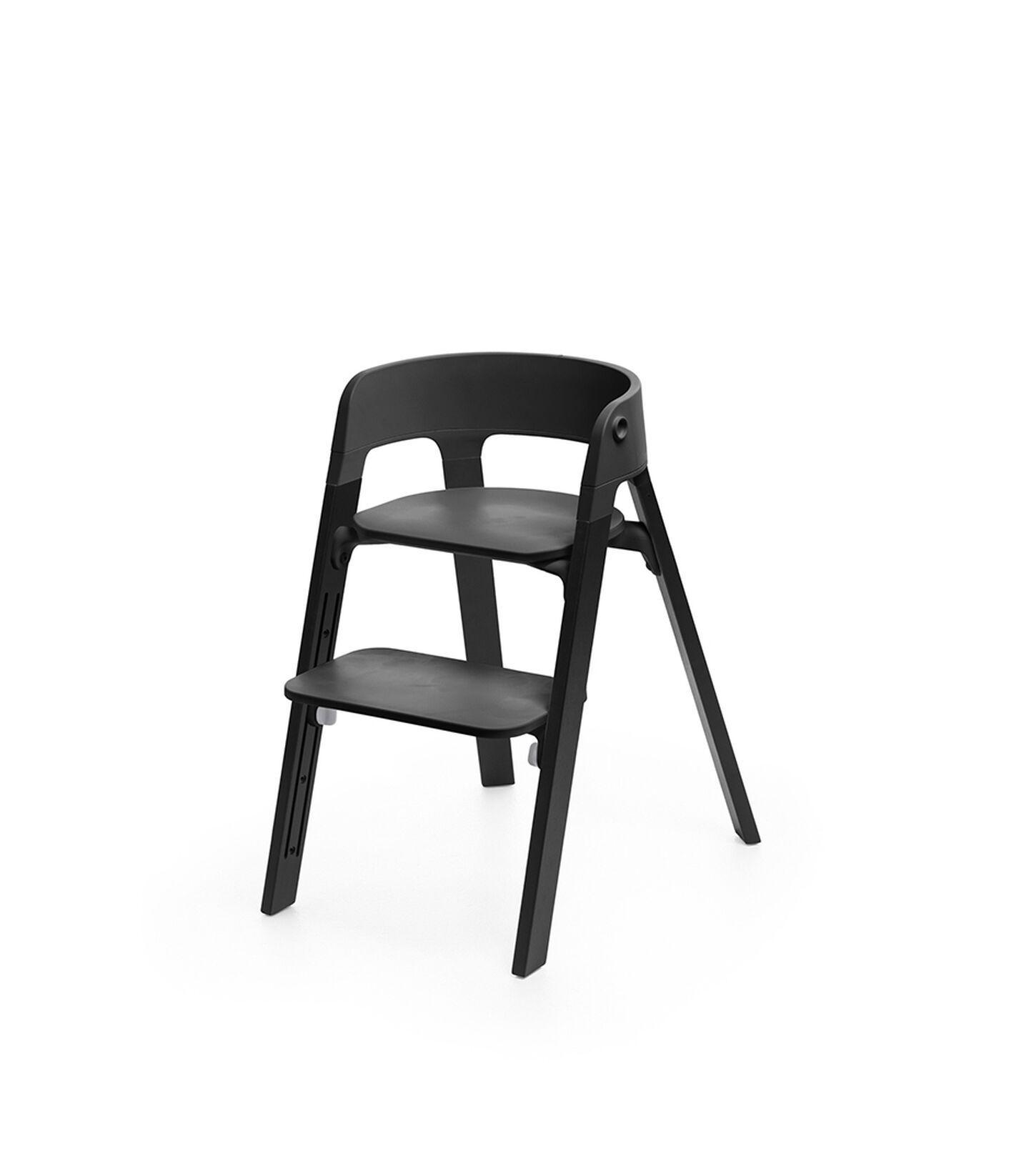 Stokke Steps Chair White Oak Chaise Haute Chaise Transat