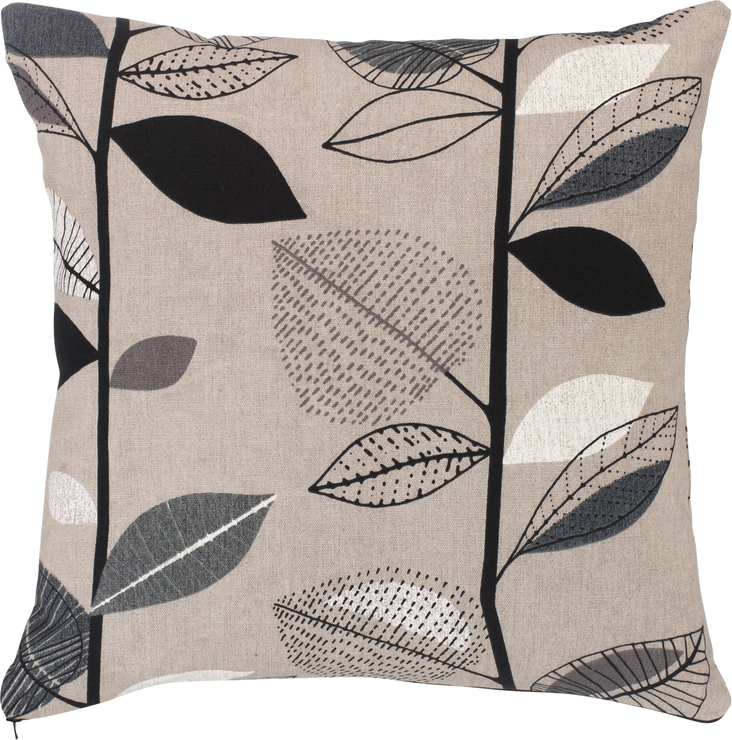 John Lewis Autumn Leaves Cushion from John Lewis