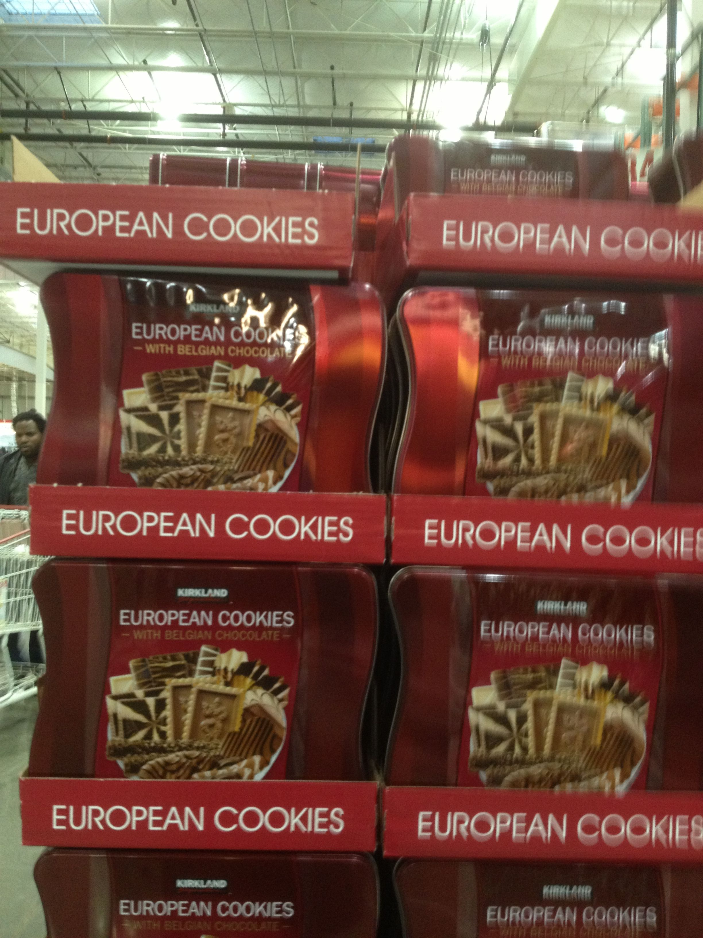 costco mini cheese cakes 12 99 for 54 one inch squares baby assorted european cookies costco 11 99