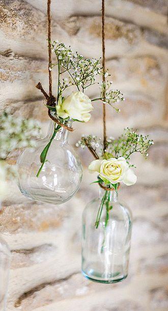 Le Vase Vintage Bouteille La Mer Poser Ou Suspendre Dcoration